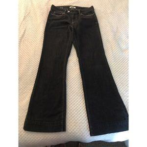 White House Black Market NOIR Black Pant
